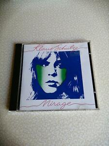 KLAUS SCHULZE - MIRAGE - CD - NEW