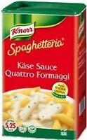 Knorr Käse Sauce Quattro Formaggi 1 kg