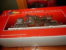 Bachmann Spectrum G Gauge Climax #81180 Used But Very Nice!