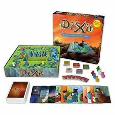 Asmodee Editions Dix01 Dixit Board Games