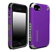 PureGear Apple iPhone 4 4S Dualtek Extreme Impact Rugged Case Cover Purple
