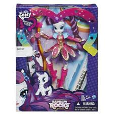 MY LITTLE PONY EQUESTRIA GIRLS ROCKIN' HAIRSTYLE DOLL TOY (RARITY)