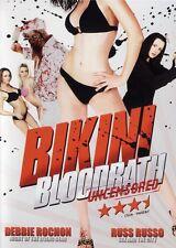 DVD | Bikini Bloodbath - UNCENSORED | Unzensiert FSK 18 | Neu!!