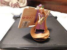 Disney Store Rapunzel Singing Sketchbook Ornament Nib