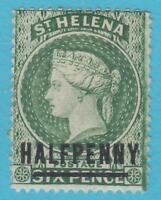 ST HELENA 33   MINT HINGED OG *  NO FAULTS EXTRA FINE !