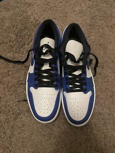 Size 11 - Jordan 1 Low Game Royal