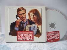 CORRUZIONE AL PALAZZO DI GIUSTIZIA  - 1  CD -  PINO DONAGGIO - (C69)