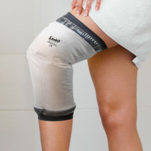 LimbO Waterproof Knee Protector for Dressings - Shower Cover