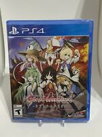 Touhou Genso Wanderer Reloaded (Sony PlayStation 4, 2018) PS4 NEW Fast Shipping