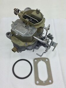 CARTER BBD CARBURETOR 1974 CHRYSLER DODGE PLYMOUTH CARS 318 ENGINE AUTO TRANS