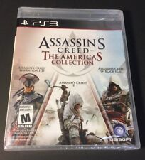 Assassin's Creed The Americas Collection [ 3 Games in 1 Pack ] (PS3) NEW