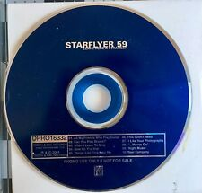 STARFLYER 59 LEAVE HERE A STRANGER RARE PROMO CD SF59 TOOTH & NAIL RECORDS