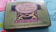 Scatola di latta porta tabacco Abdulla Imperial Preference  - rarissima