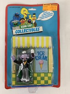 Vintage Tara Toy Corp. The Count Sesame Street Collectibles Figure