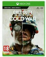 Call of Duty: Black Ops Cold War (Microsoft Xbox One, 2020)
