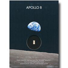 Apollo 8 flown checklist fragment presentation