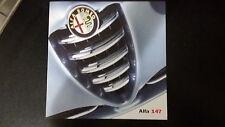 Depliant Brochure Alfa Romeo ALFA 147 - 2000 - pagine 28  Perfetto  Edicola