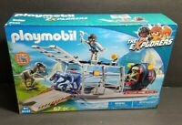 PLAYMOBIL 9433 THE EXPLORERS NEW IN BOX RAPTORS DINOSAURS BOAT FIGURES PLAYSET
