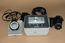 Kodak Easyshare P712 Dental Camera Equipment Unit Mini Printer Usb Cables