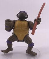 Vintage 1988 Teenage Mutant Ninja Turtles Figure TMNT DONATELLO SOFT HEAD Rare