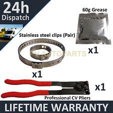 Achsmanschette Klemmen Paar Innen & Außen X1 Cv Grease X1 Ear Pliers X1 Kit 4.1