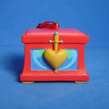 Heart Box from Snow White Mini Disney Sketchbook Ornament 2016 NEW