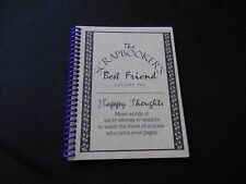 The Scrapbooker's Best Friend, Vol 2, Happy Thoughts