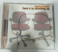 Superchunk ‎Here's To Shutting Up Label: Merge Records ‎MRG201 Format: CD, Album