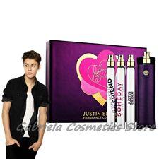 Justin Bieber Eau de Perfume Spray Gift Women Set Someday Girlfriend The Key