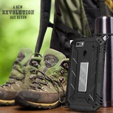 Poetic Revolution Armor Hybrid Shockproof Case for Apple iPhone 6S Plus Black