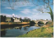 Wigtown, Dumfries & Galloway - Bladnoch Distiillery - bridge - postcard