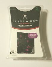 Softspikes Black Widow Golf Cleats fits Q-Lok fastening System Set of 18 Black