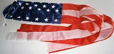 "67.5"" STARS AND STRIPES NYLON WINDSOCK  Weather Resistant"