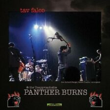 TAV & PANTHER BURNS FALCO - ADMINISTRATOR BLUES  VINYL LP SINGLE NEUF
