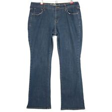 Old Navy Womens Jeans The Sweetheart Bootcut Size 12 Regular X 30 Stretch