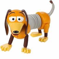 "Disney Pixar Toy Story 4 Slinky Figure, 4.4"" Tall, Posable Character Figure"