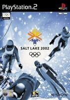 PS2 / Sony Playstation 2 Spiel - Salt Lake 2002 mit OVP