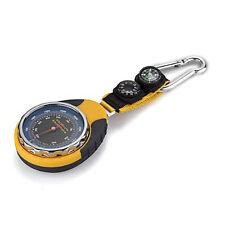 Multifunktion 4 in 1 Mechanisch Hoehenmesser Barometer Kompass Thermometer Ne DE