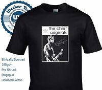 Noel Gallagher Tribute T Shirt - Originals Oasis Style Pretty Green Casual Chief
