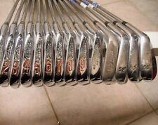 Titleist Tour Model 2-Pw Golf Irons. Titleist Sw. Titleist Vokey Wedges 52,56,60