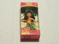 1998 Adventures With Li'l Friends Of Kelly, Hawaiian Jenny, Mattel, Brand New