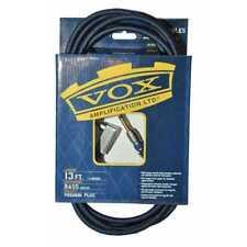 Vox VBC-19BL Class-A Electric Bass Cable - 6m