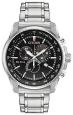 Citizen Eco-Drive Men's Brycen Chronograph Multi Dial 44mm Watch AT2370-55F
