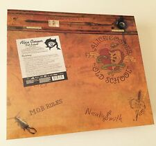 ULTRA RARE ALICE COOPER OLD SCHOOL NUMBERED LIMITED EDITION CD BOX SET SEALED
