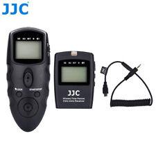 JJC Wireless Timer Remote Control for Fujifilm X-H1 X-PRO2 X-T20 X-T2 X-T1 X100F