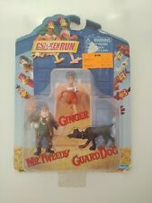 Chicken Run - Playmates - Mr. Tweedy, Ginger, Guard Dog - 2000 DreamWorks
