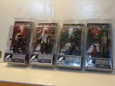 Lot NECA Resident Evil Zombie Figure with Zombie Dog Serie 1 &2 NEW!