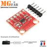 Module MCP4725 Bus I2C Interface 1 sortie analogique 12bits DAC | Arduino PIC