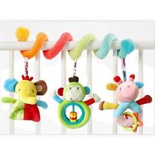 Infant Crib Bed Stroller Toy Spiral Baby Toys For Newborns Car Seat Hanging WA