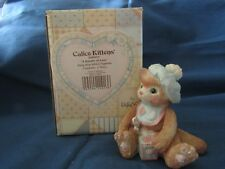Calico Kittens A Bundle Of Love # 628433 Priscilla Hillman 1992 Figurine